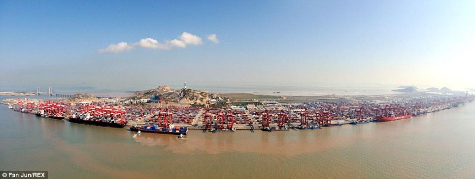 Import z Shanghaiu