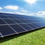 Import z Chin paneli słonecznych