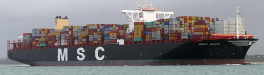 transport morski ponadgabarytowy