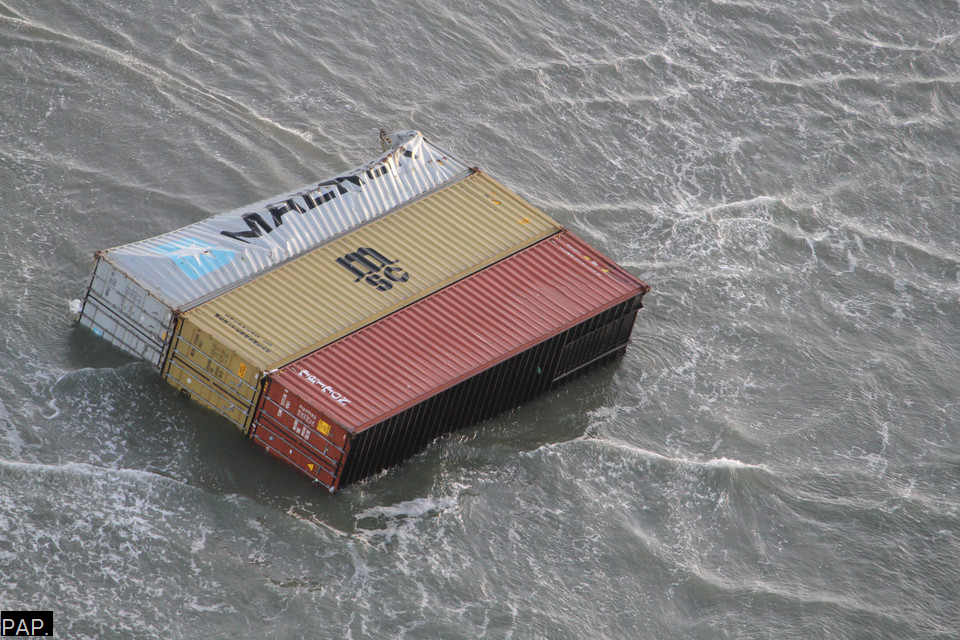 transport morski do Gdańska